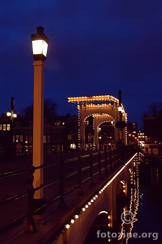 Amsterdam, Magere Brug