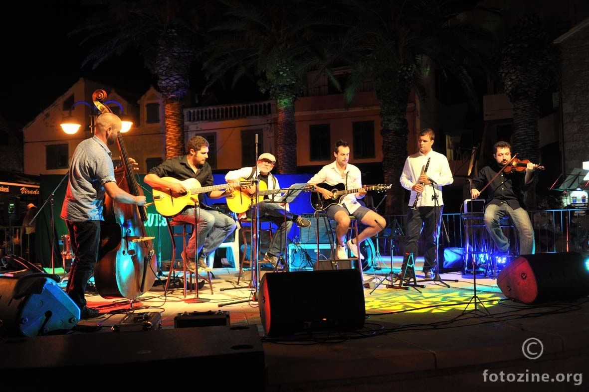 12. jazz & blues festival - Vodice 2014.