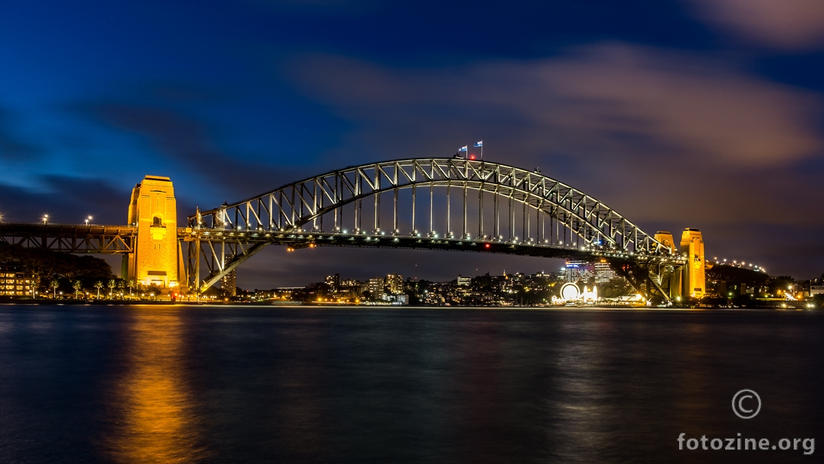 Sydney - Darling Harbor Bridge